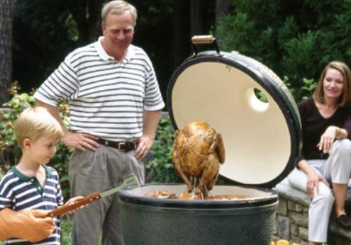 Smokey Grilled Chicken Nachos – Big Green Egg | Homefield Blog