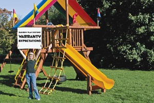 Tips Reminders For The Rainbow Play Systems Warranty Homefield Blog