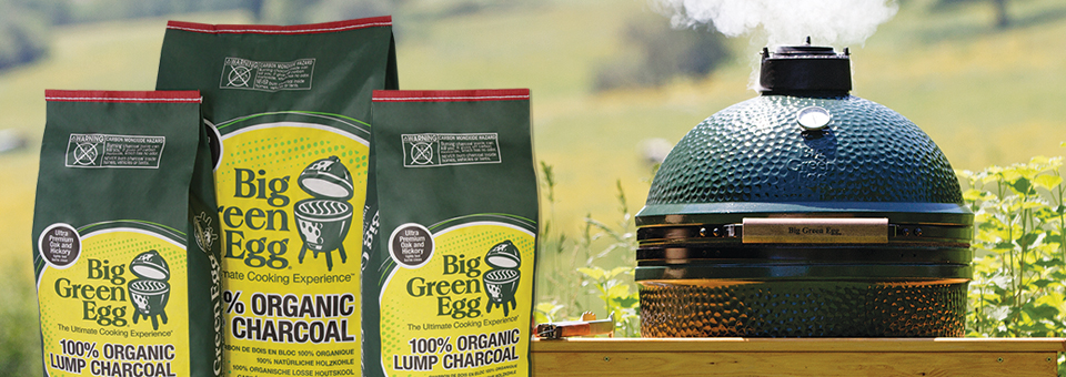 Organic Charcoal from Big Green Egg
