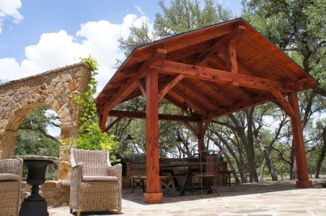 Outdoor Pavilion Design And Pergola Design Elements To Enhance Your  Structureu0027s Value