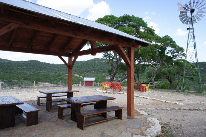 Stick Built vs. Timber Frame Pavilions