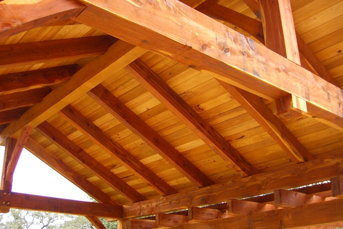 Stick Built Vs Timber Frame Pavilions