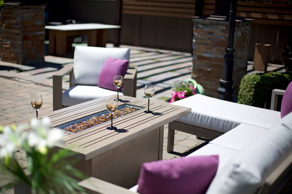 How to create an outdoor living room Ratana outdoor furniture