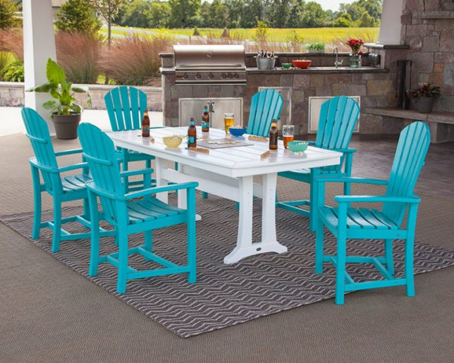 Polywood Palm Coast Dining Collection