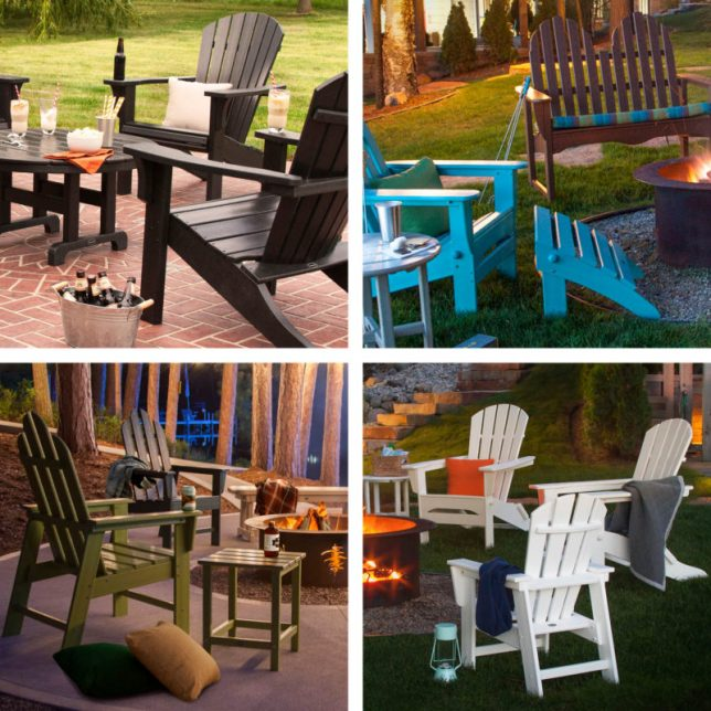 Fire Pits and Patio Furniture