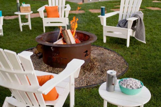 Palm Coast Fire Pit