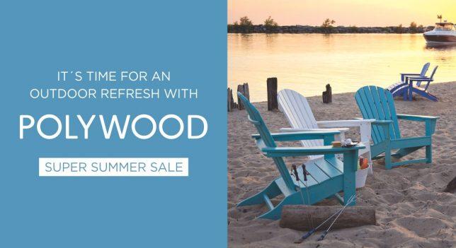 Polywood Summer Sale