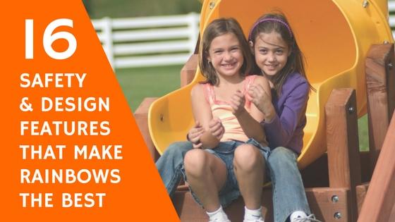 16 Rainbow Safety & Design Features